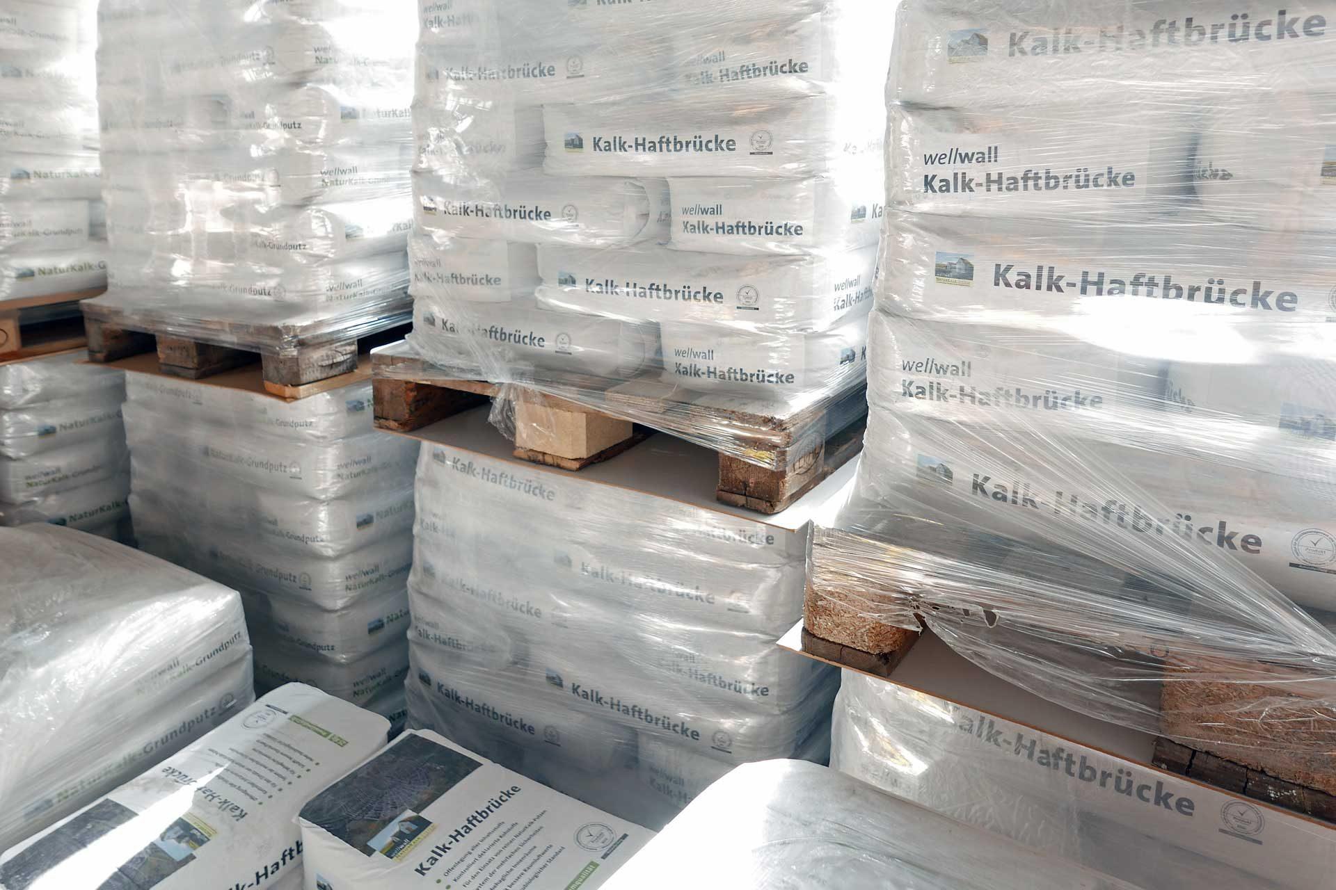 KalkManufaktur Mannheim Kalk-Haftbrücke auf Lager