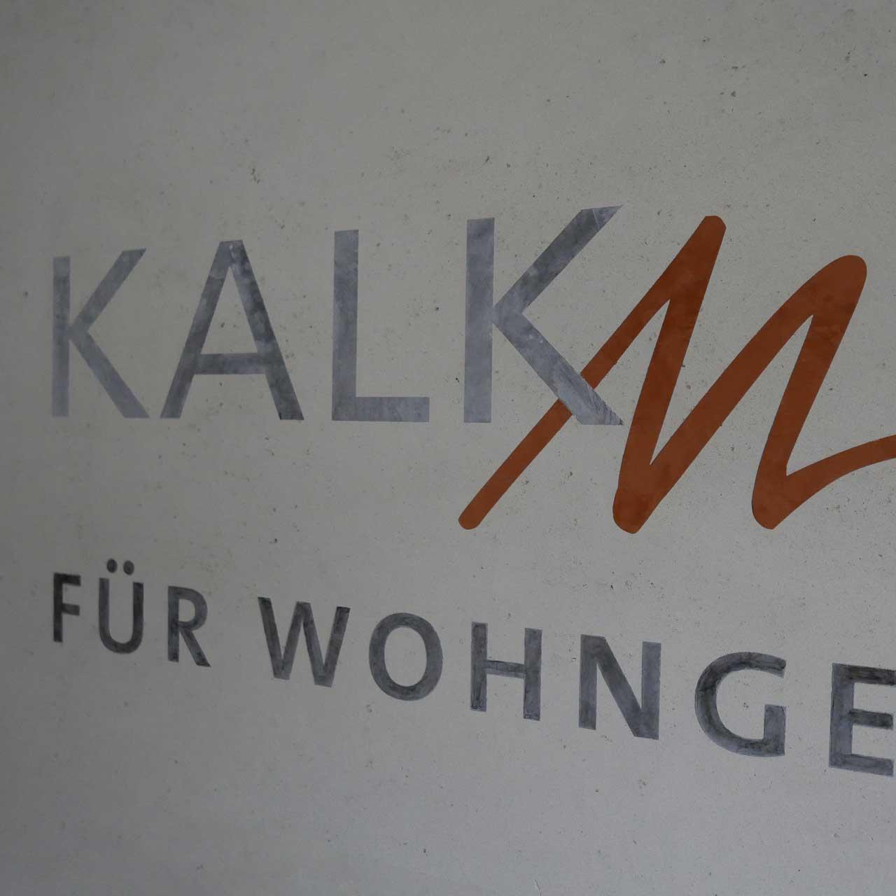 KalkManufaktur Mannheim Kalk auf Kalk