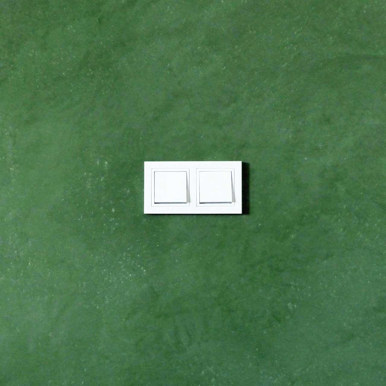 KalkManufaktur Premium Sumpfkalk Marmorputz chromoxidgrün