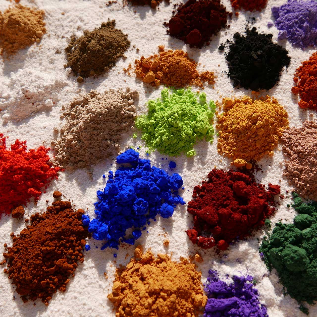 KalkManufaktur Pigmente