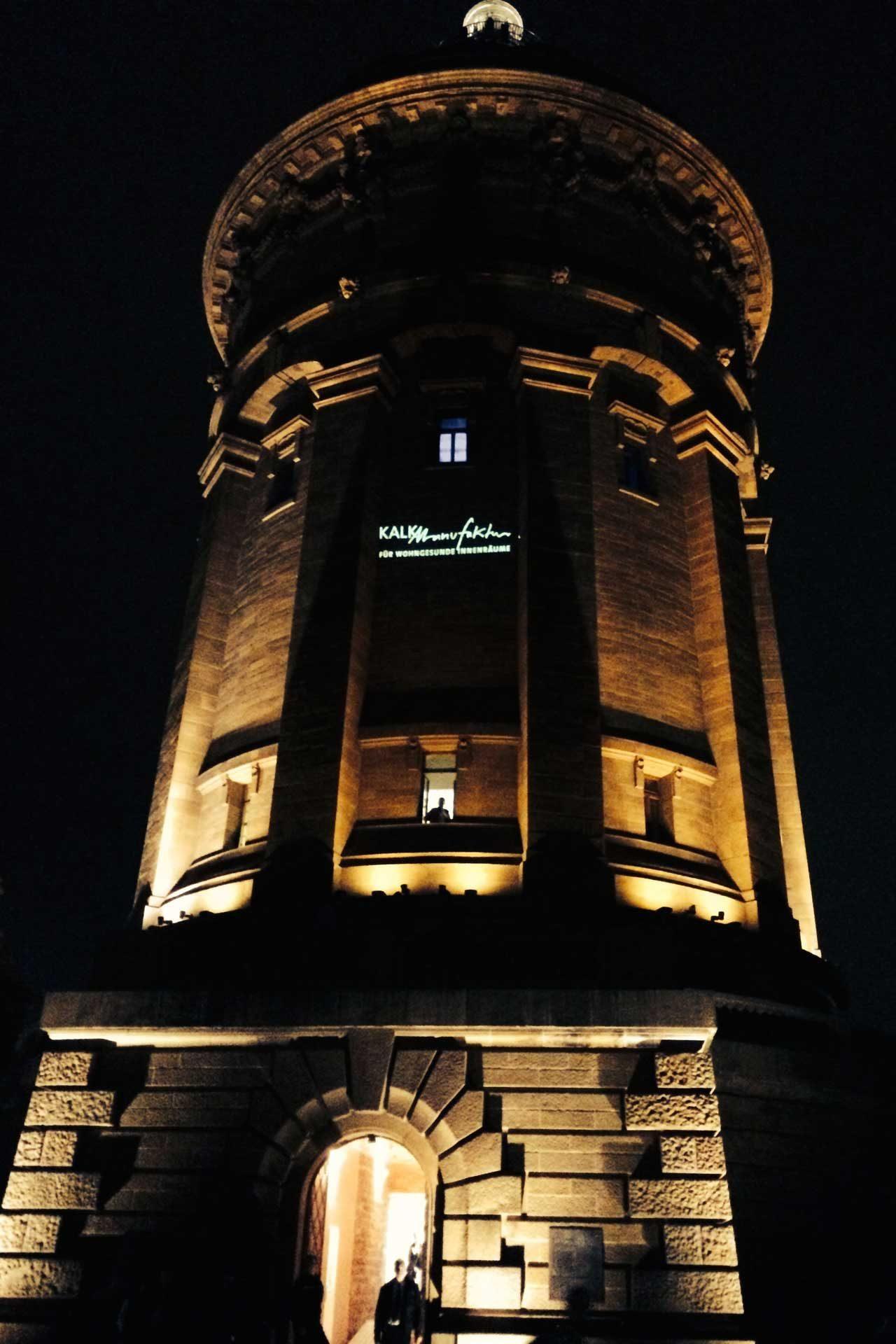 KalkManufaktur - Wasserturm Mannheim
