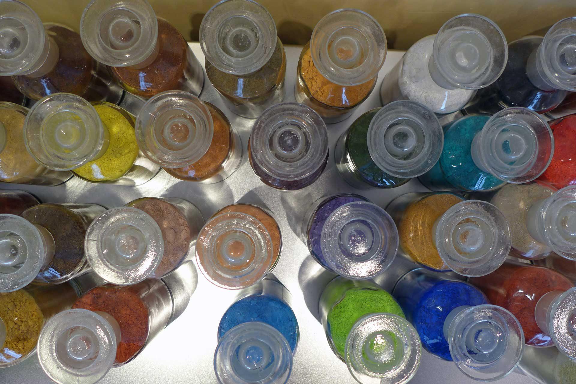 KalkManufaktur Pigmentgläser