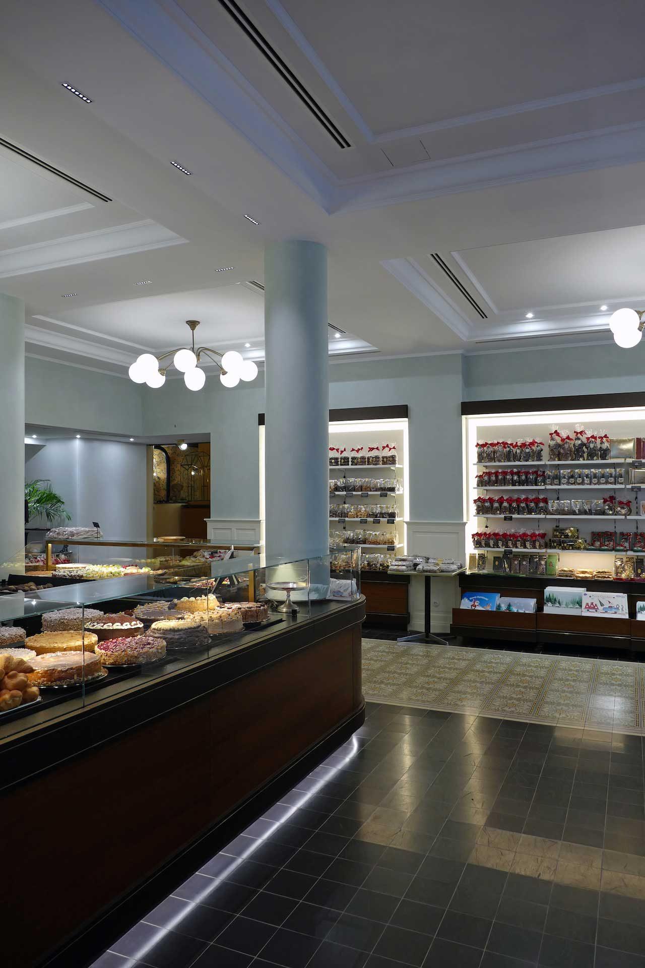 Café Konditorei Schafheutle in Heidelberg