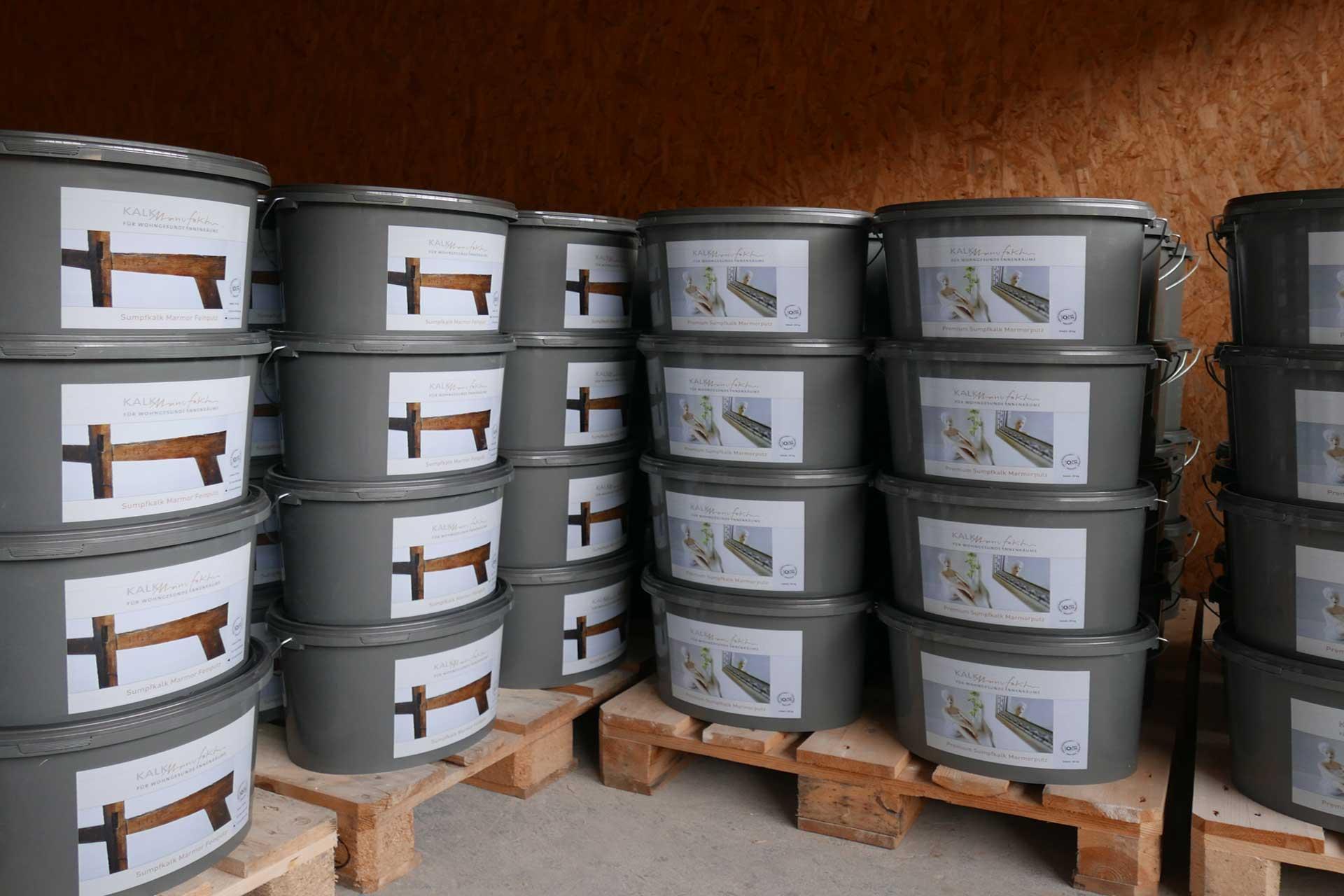 KalkManufaktur Mannheim - Die neuen Rezyklat-Recycling-Eimer von Jokey